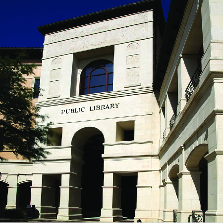 Colleyville Library to Undergo Renovations This Year