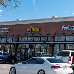 Colleyville Storefronts