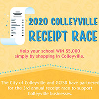 Colleyville Receipt Race is Back