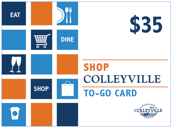 "Time ""To Go"" and Shop in Colleyville"