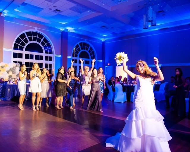 Colleyville Center Wedding