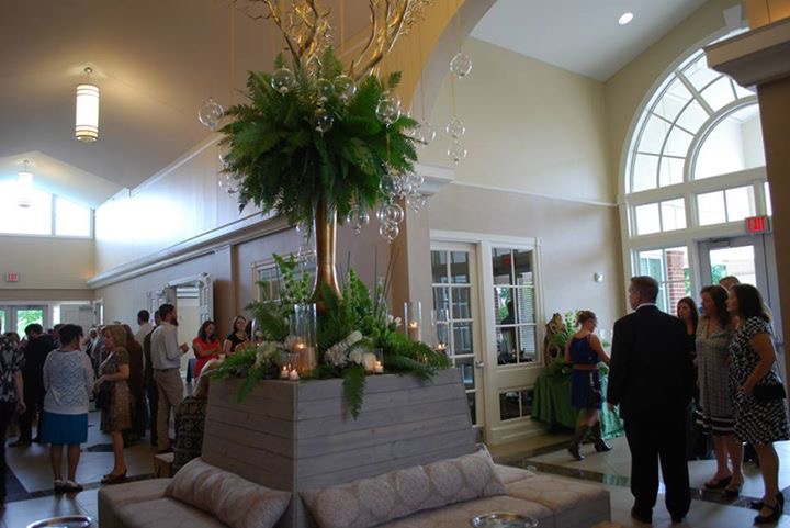 Colleyville Center Lobby